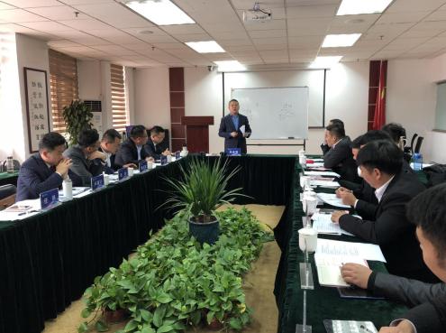 祝贺2018君盟医疗第四次董事会会议成功召开!