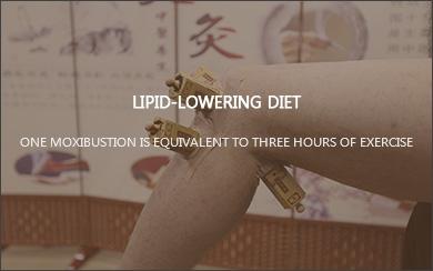 Lipid-lowering diet